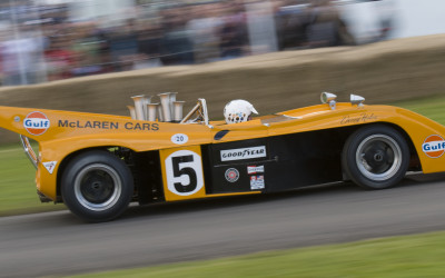 Mclaren - Goodwood Festival Of Speed 2012
