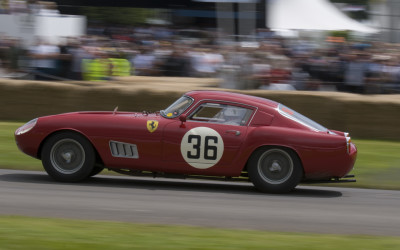 Classic Ferrari -  Goodwood Festival Of Speed 2012