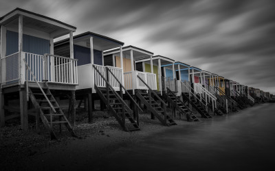 Huts-on-Sea