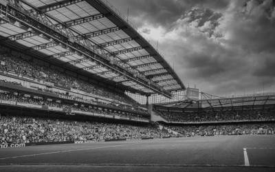 West Stand Of Stamford Bridge