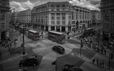 Cross Road - Oxford Street/Regent Street