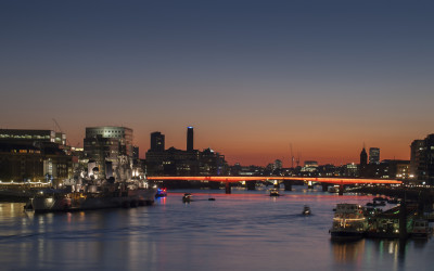 Thames Bluehour