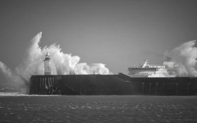 Newhaven Storm Surge