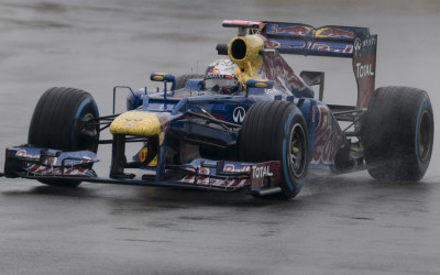 Sebastian Vettel Championship winning season for Red Bull  - Sil