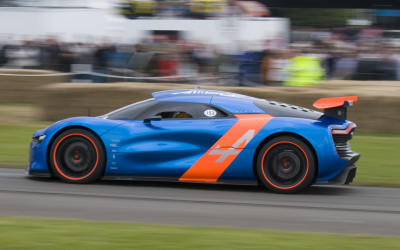 Concept - Goodwood Festival Of Speed 2012
