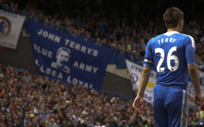 Leader Legend - John Terry 2011