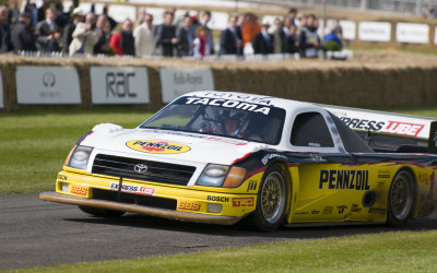 Rod Millen - 2012 Goodwood Festival Of Speed