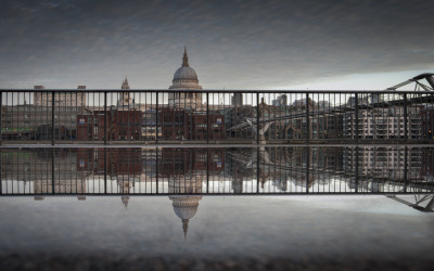 Reflecting On St Pauls
