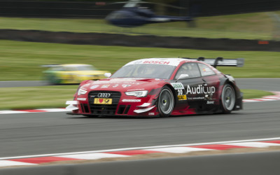 Audi -  Brands Hatch DTM Qualifying 2013