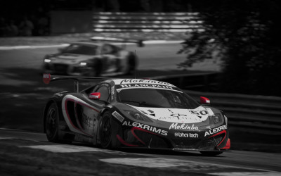 Mclaren Power - Brands Hatch  2014
