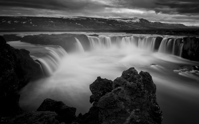 Watch Your Step -- Goðafoss