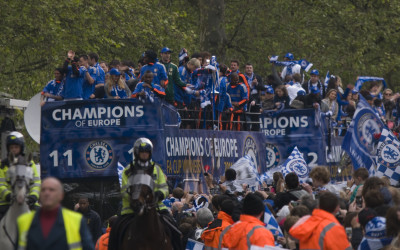 Champions Of Europe - 2012