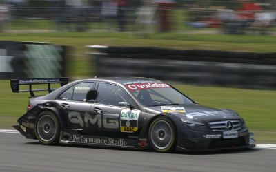 Flying Finn - DTM Brands Hatch 2007